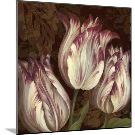 Trio I-Pamela Gladding-Mounted Art Print