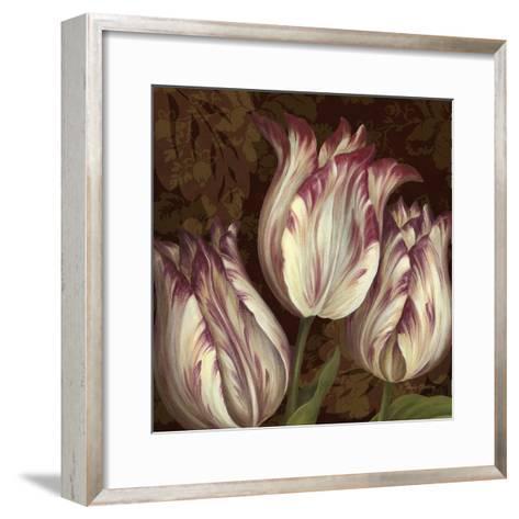 Trio I-Pamela Gladding-Framed Art Print