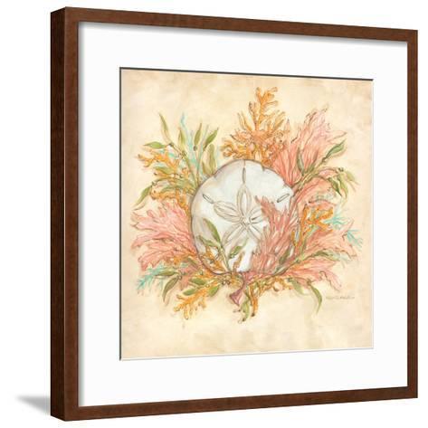 Coral Reef IV-Kate McRostie-Framed Art Print