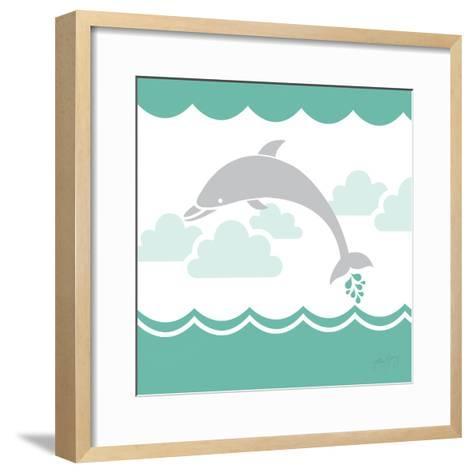 Deep Sea II-Patty Young-Framed Art Print