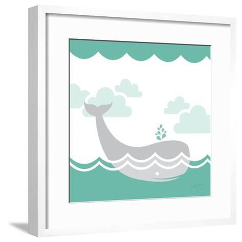 Deep Sea I-Patty Young-Framed Art Print