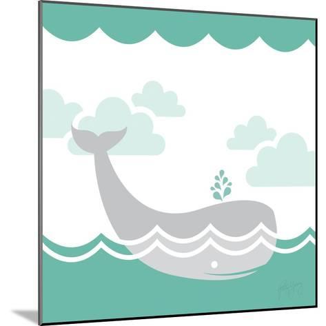 Deep Sea I-Patty Young-Mounted Art Print