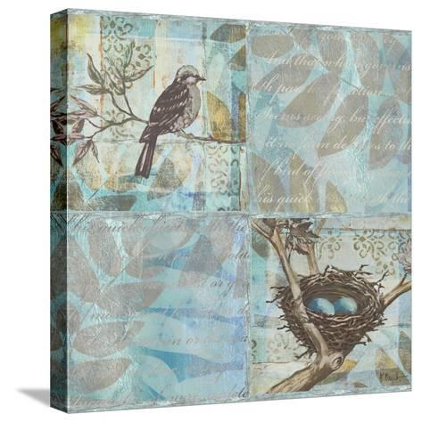 Florentine Songbird I-Paul Brent-Stretched Canvas Print
