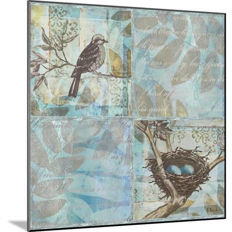 Florentine Songbird I-Paul Brent-Mounted Art Print