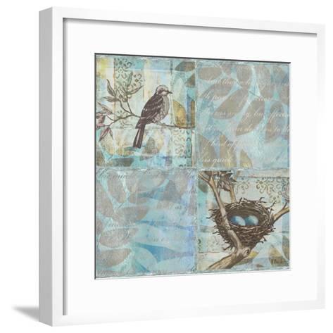 Florentine Songbird I-Paul Brent-Framed Art Print