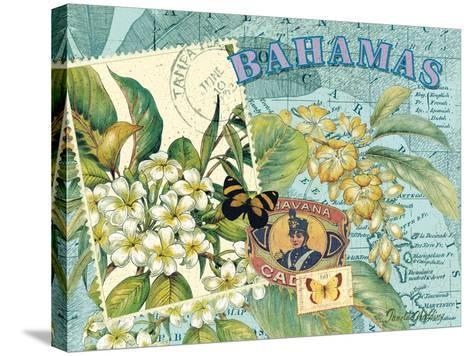 Bahamas-Pamela Gladding-Stretched Canvas Print