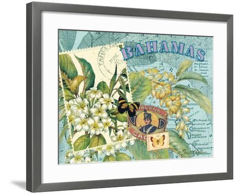 Bahamas-Pamela Gladding-Framed Art Print