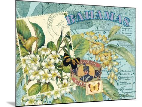 Bahamas-Pamela Gladding-Mounted Art Print
