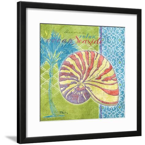Fantasy Shell II-Paul Brent-Framed Art Print