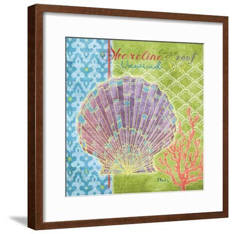 Fantasy Shell I-Paul Brent-Framed Art Print