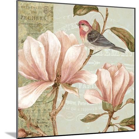Magnolia Collage I-Pamela Gladding-Mounted Art Print