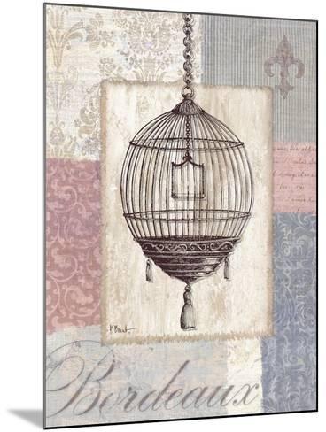 Boutique de Paris III-Paul Brent-Mounted Art Print