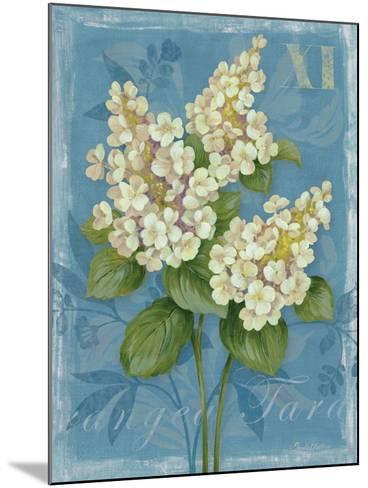 Tardiva Hydrangea-Pamela Gladding-Mounted Art Print