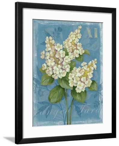 Tardiva Hydrangea-Pamela Gladding-Framed Art Print