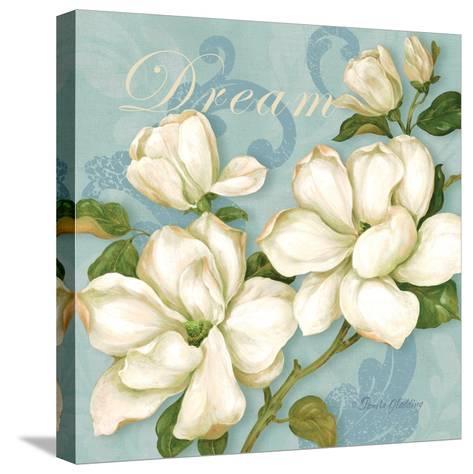 Inspiration Magnolias-Pamela Gladding-Stretched Canvas Print