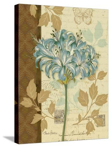 Chelsea Blue I-Pamela Gladding-Stretched Canvas Print