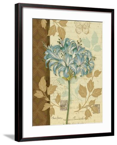 Chelsea Blue I-Pamela Gladding-Framed Art Print