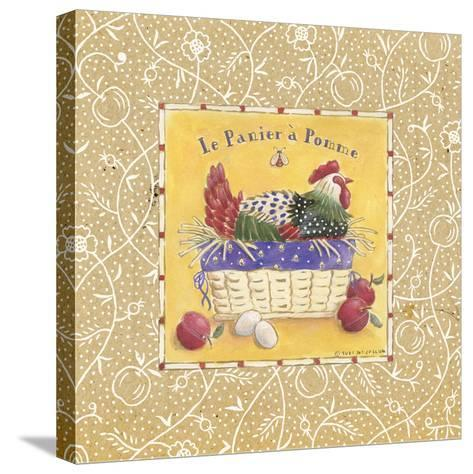 Le Panier a Pomme-Sudi Mccollum-Stretched Canvas Print