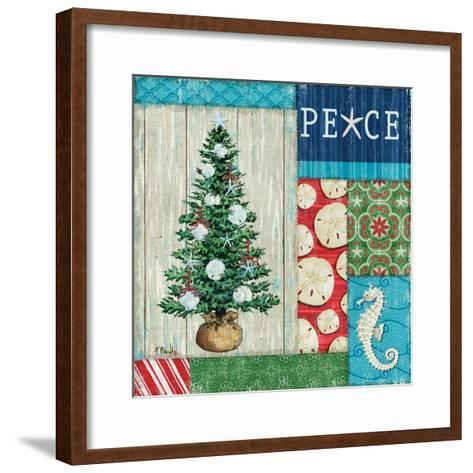 Beachy Holiday II-Paul Brent-Framed Art Print