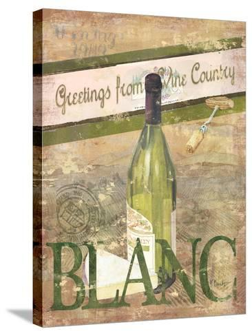Chateau Chardonnay-Paul Brent-Stretched Canvas Print