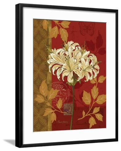 Chelsea Red I-Pamela Gladding-Framed Art Print