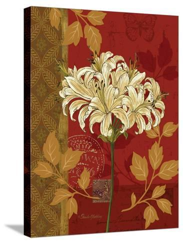 Chelsea Red I-Pamela Gladding-Stretched Canvas Print