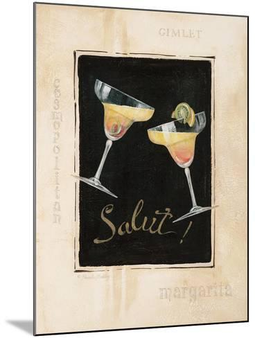 Cheers! IV-Pamela Gladding-Mounted Art Print