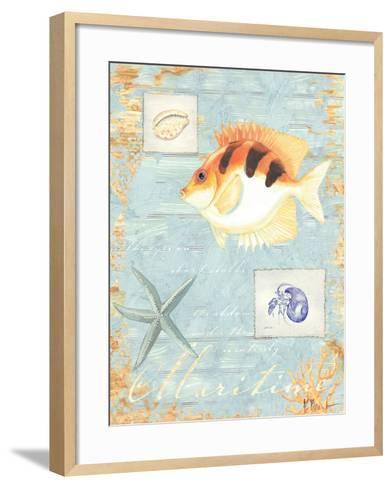 Maritime-Paul Brent-Framed Art Print