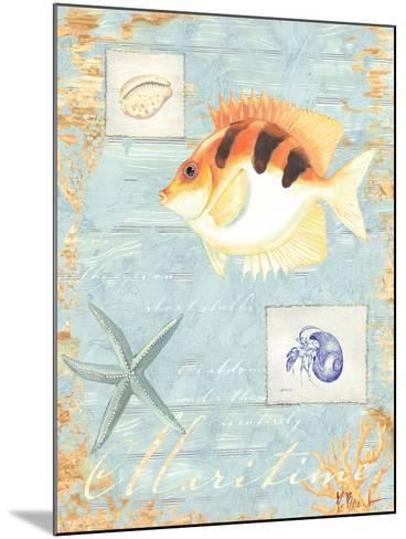 Maritime-Paul Brent-Mounted Art Print