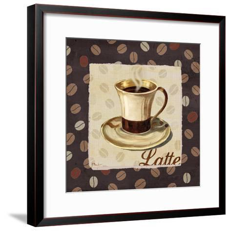 Cup of Joe III-Paul Brent-Framed Art Print