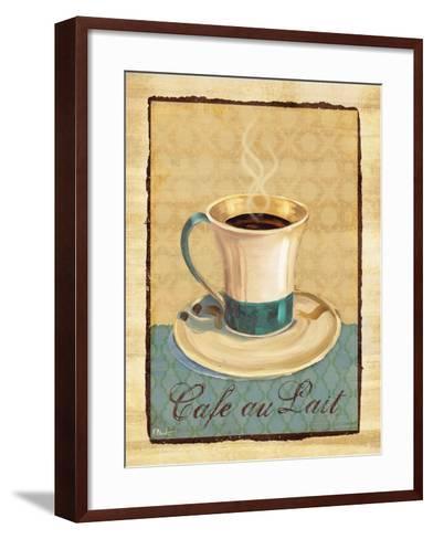 Coffee Club III-Paul Brent-Framed Art Print