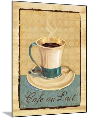 Coffee Club III-Paul Brent-Mounted Art Print
