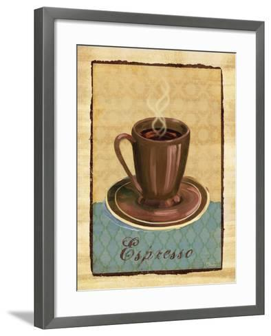 Coffee Club I-Paul Brent-Framed Art Print