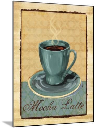 Coffee Club II-Paul Brent-Mounted Art Print