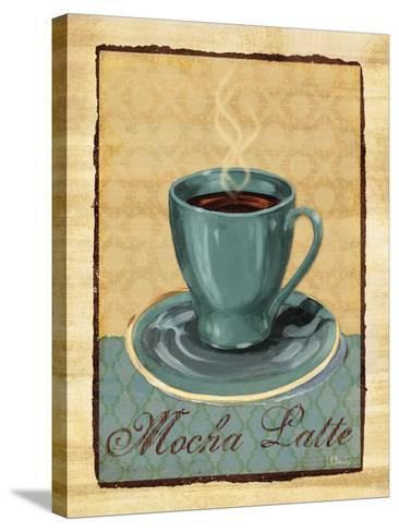 Coffee Club II-Paul Brent-Stretched Canvas Print