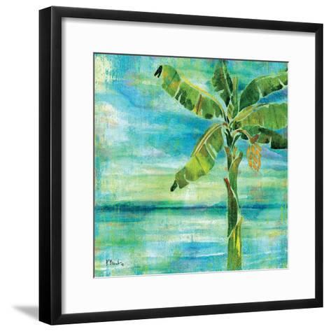Banana Lagoon II-Paul Brent-Framed Art Print