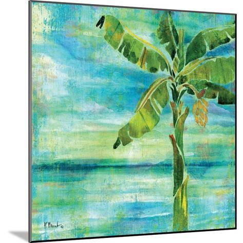Banana Lagoon II-Paul Brent-Mounted Art Print
