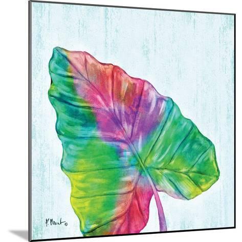 Prism Palm III-Paul Brent-Mounted Art Print