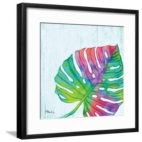 Prism Palm II-Paul Brent-Framed Art Print