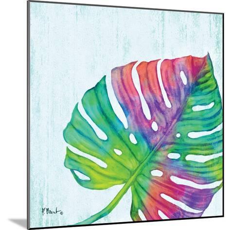 Prism Palm II-Paul Brent-Mounted Art Print