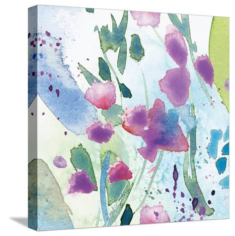 Wildflower Dance I-Julie Paton-Stretched Canvas Print
