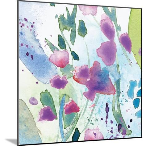 Wildflower Dance I-Julie Paton-Mounted Art Print