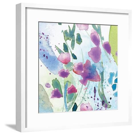 Wildflower Dance I-Julie Paton-Framed Art Print