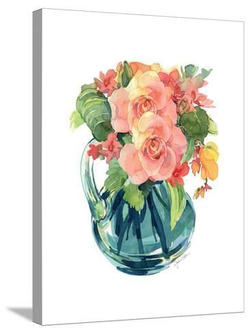 Rose Bouquet II-Julie Paton-Stretched Canvas Print