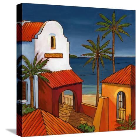 Antigua II-Paul Brent-Stretched Canvas Print