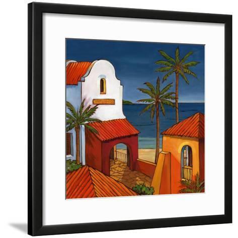 Antigua II-Paul Brent-Framed Art Print