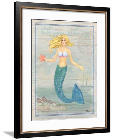 Siren Song-Paul Brent-Framed Art Print