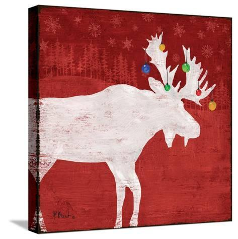 Woodland Holiday IV-Paul Brent-Stretched Canvas Print