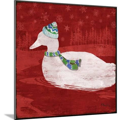 Woodland Holiday III-Paul Brent-Mounted Art Print