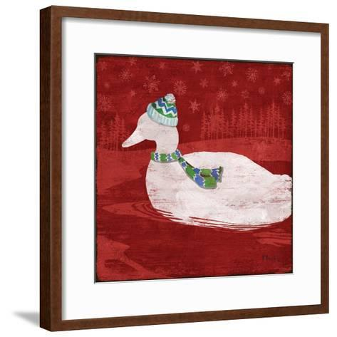 Woodland Holiday III-Paul Brent-Framed Art Print